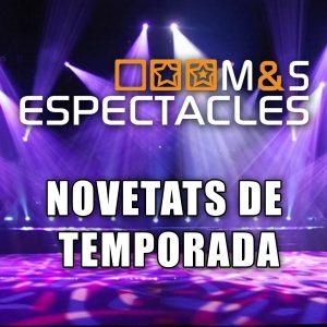 NOVETATS DE TEMPORADA