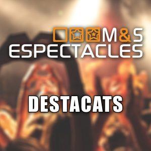 DESTACATS