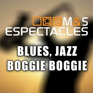 BLUES, JAZZ, BOOGIE
