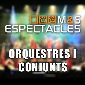 ORQUESTRES I CONJUNTS